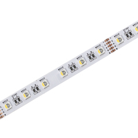 Car decoration Multicolor RGBW 4 Chips in 1 Bendable Led Strip Light With CE RoHS