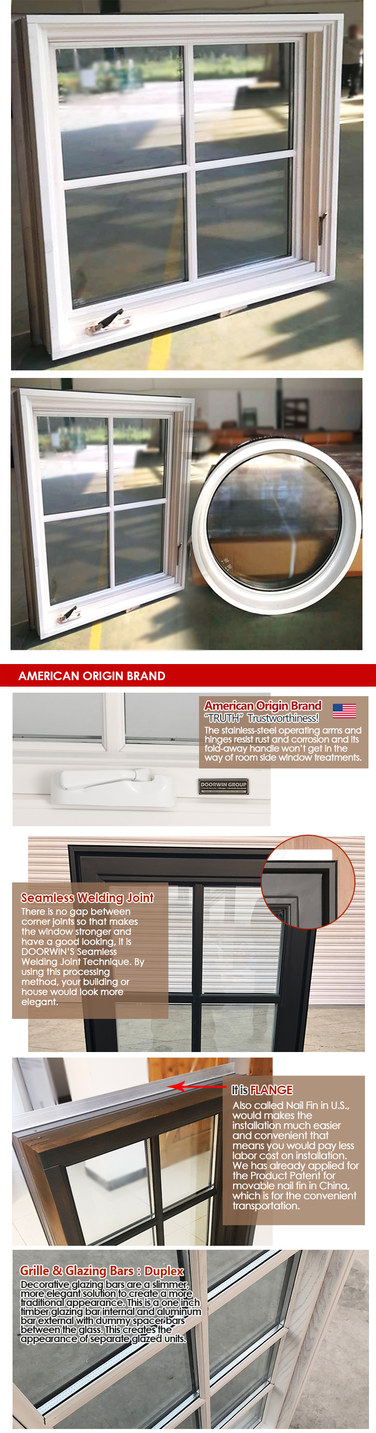 New Jersey crank style windows out replacement kitchen