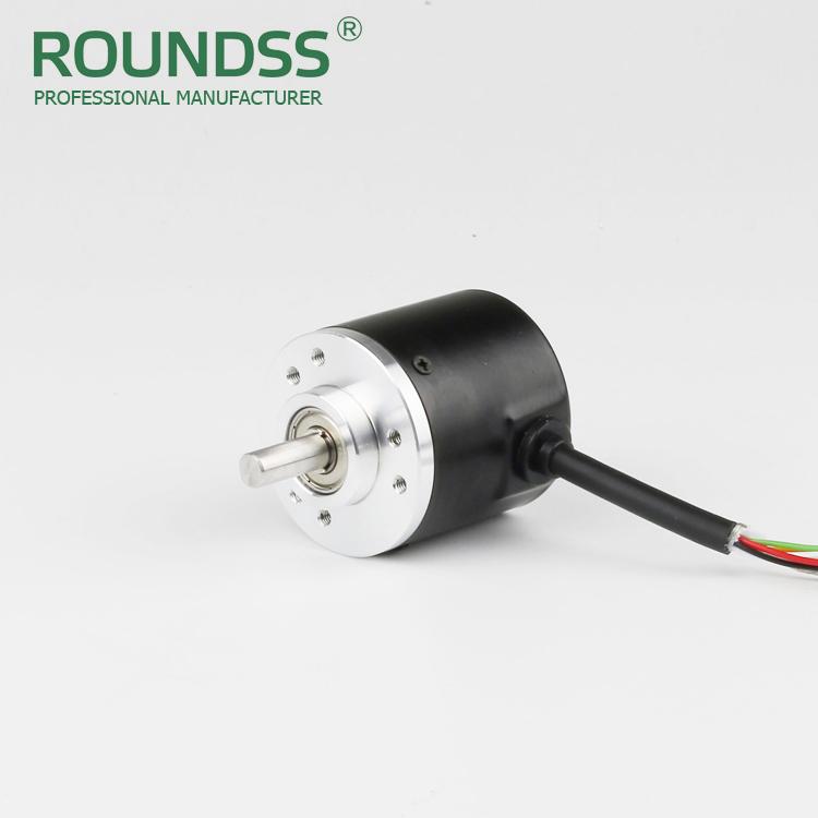Incremental encoder working motor feedback encoder