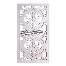 Wohnkultur MDF Pvc 3d Wand panel de pared decorativo 3d Wand Panel