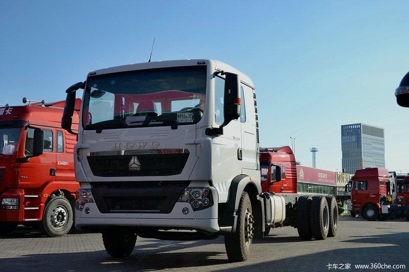 Sino Howo 371hp Heavy Tractor Truck New Price Algeria For