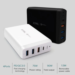 Charger Fast Charging USB USB Desk Charger 65 Watt USB Charger for Macbook