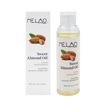 Wholesale Price Natural 100% Sweet Almond Oil Carrier  Organic Plant Base Oil