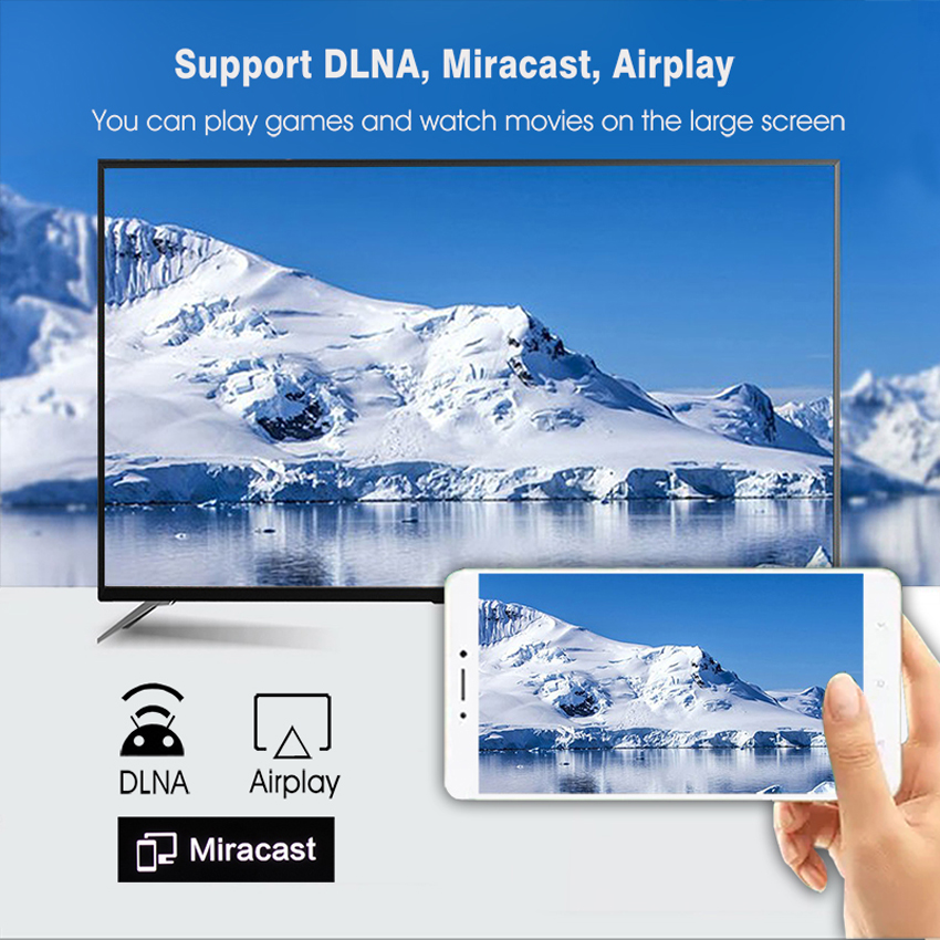 New arrive smart android 10 OS allwinner quad core 6k video dual wifi h96 max h616 android tv box