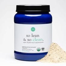 So Lehnen und So Sauber Vegan <span class=keywords><strong>Protein</strong></span> <span class=keywords><strong>Pulver</strong></span> in Vanille-Chai (20 Portion)