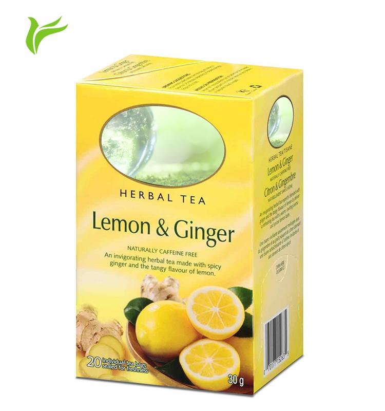 Top quality instant tea ginger and lemon tea - 4uTea | 4uTea.com