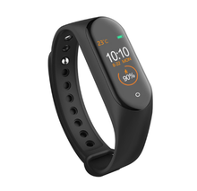 M4 Fitness el <span class=keywords><strong>chip</strong></span> Nrf52832 reloj tiempo real dinámico corazón tasa y monitor <span class=keywords><strong>de</strong></span> presión arterial reloj <span class=keywords><strong>de</strong></span> fitness