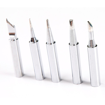 Electronic Maintenance Tools Soldering Irons Welding Contact 5 Pieces Solder Tips