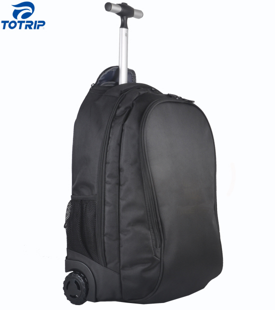 Sports workout gym backpack with shoes & wet compartment