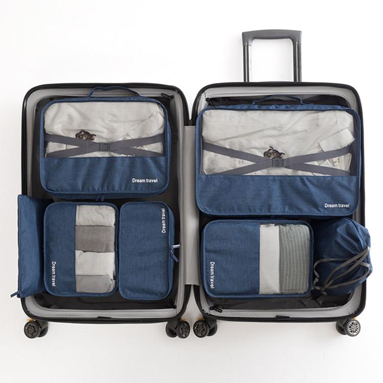 Reise Verpackung Würfel Gepäck Organisatoren