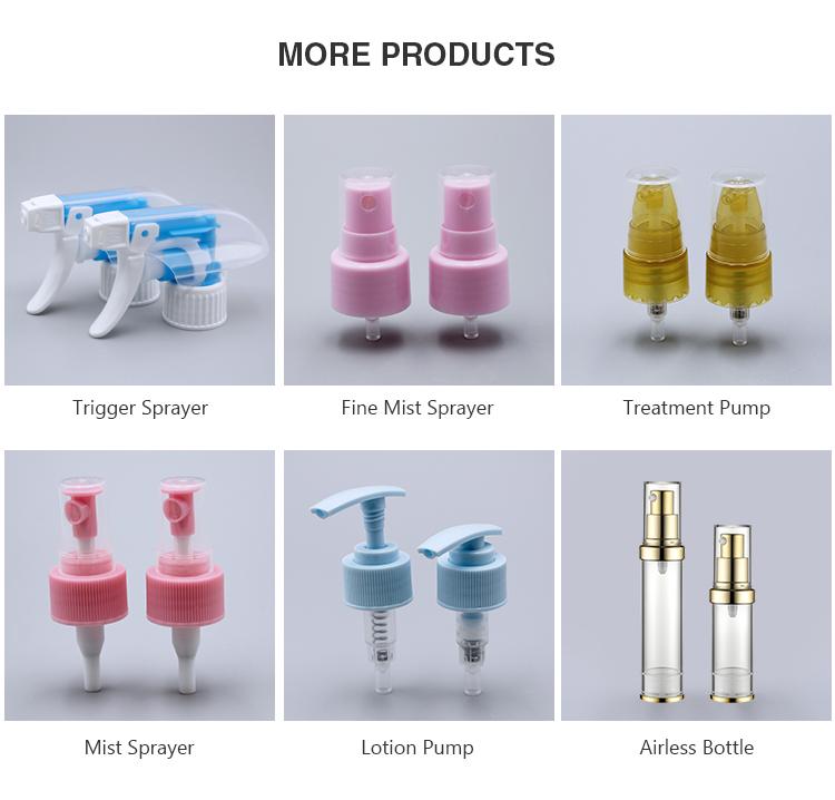 Flüssigkeit Lotion Seife Dispenser Pumpe körper shampoo lotion pumpe kosmetische kunststoff flasche