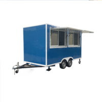 Buy Mobile Uk Food Truck Bubble Tea Equipment Food Trucks Oven Pizza Mobile Food Trailer Ice Cream Trailer