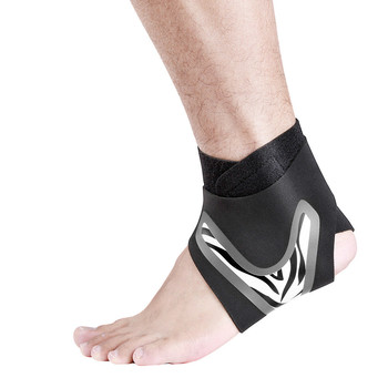 CE FDA Sport Safety Athletic Neoprene Ankle wraps Protector Ankle Support Basketball Ankle Brace Guard Foot Support Sports Gear
