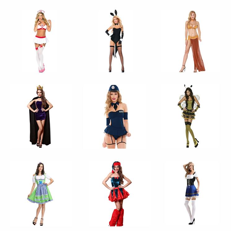 PoeticExst Lingerie Sexy Lingerie Sexy Polícia Cosplay Adultos Trajes de Halloween para As Mulheres