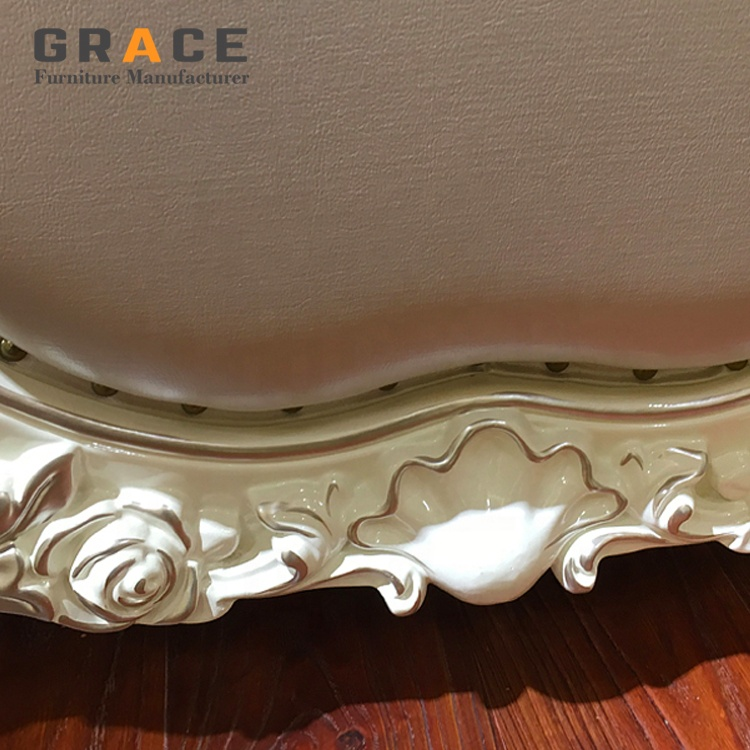 H8818W Лидер продаж, европейский стиль, роскошные свадебные кровать мебель набор мебели для спальни