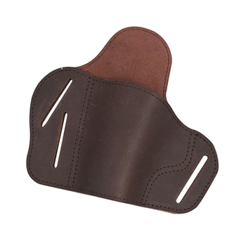 Hot sale wholesale customized genuine western leather gun holster