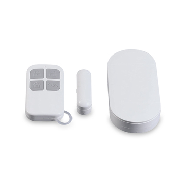 Smart Anti Thief Alarm Remote Control Door Window Magnetic Sensors 130db siren Home Security Wireless Alarm