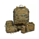 Outdoor Camouflage Tactical Oxford Encryption Mountaineering Backpack