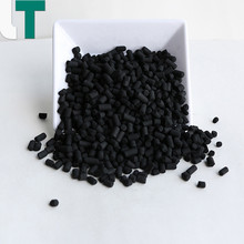 china supply Coal based  Coal Based Columnar Activated Carbon  for gas / water treatment