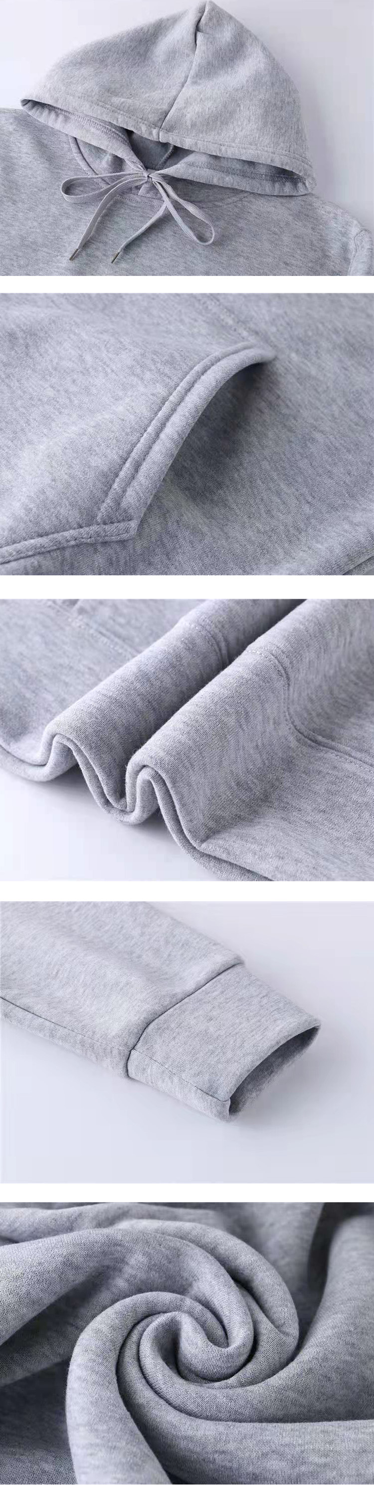 Wholesale cotton hoodies blank pullover washed hoodie Original&IN Stock
