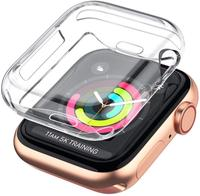 Hot Transparent Full Protective Soft Tpu Case Cover for Apple Watch 1 2 3