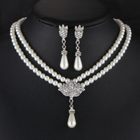 Fashion jewelry sets women pearl necklace for women Wholesale N99265