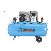 3 hp 2.2kw 8 bar specification iatlian air compressor machine prices