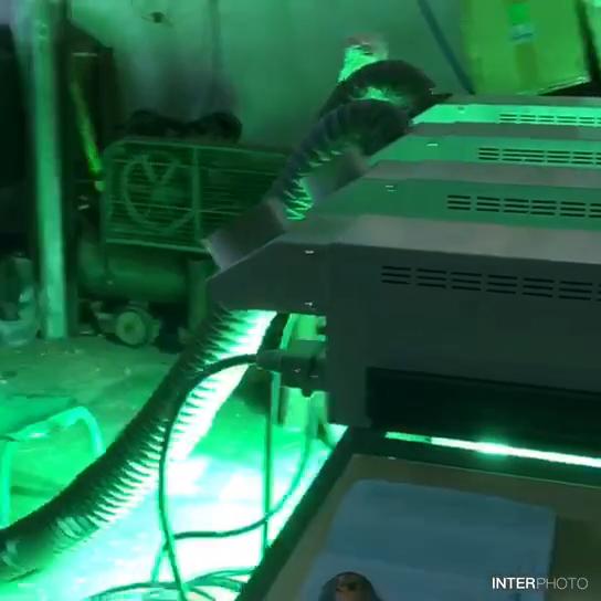 UV son kurutma modülü etiket BASKI MAKİNESİ UV boya kurutma sistemi vernik kaplama mürekkep kurutma makinesi
