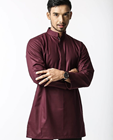 Customized India Men Kurta High Quality plain kurta designs kurta lelaki