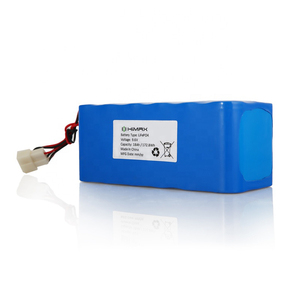 11.1 v Li-ion 18650 battery pack for lamps 4800 mah