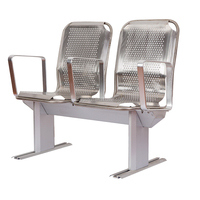 Stainless Steel 316L Marine Passenger Seat Chair for Deck Outdoor Sale