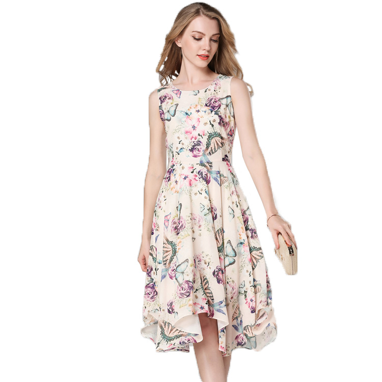 Baju Wanita Sifon Kasual, Baju Musim Panas Wanita Elegan, Baju Sifon