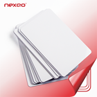 High Quality Printable 0.76mm Thickness White Plastic PVC Blank Card