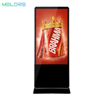 43 55 65 inch indoor floor standing lcd advertising display screen with 1920*1080P android vertical digital signage
