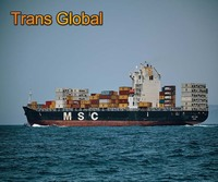 International sea freight services sea cargo China logistics company from Shenzhen to Canada