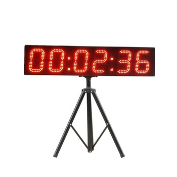 Outdoor Waterproof Double Sided LED Digital Marathon Event Sports Countdown Timer