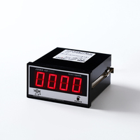 JDMS-4X digital speedometer and RMP meter tachometer with 0-50V signal input