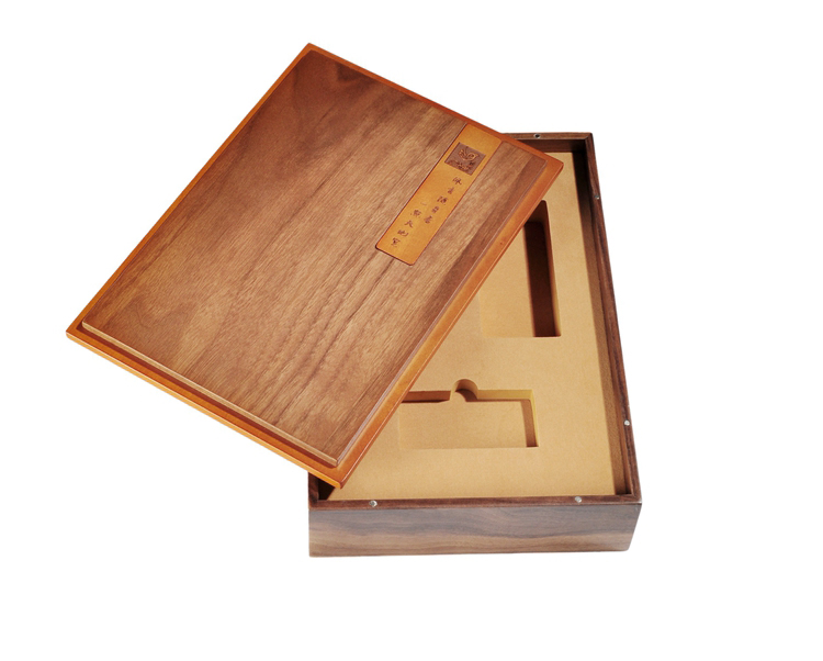 Exquisite High-end-Geschenk Verpackung Holz Box