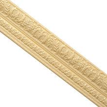 Клейкая прочная настенная обшивка, бортик границы, 3D узор, наклейка, украшение, самоклеящаяся водонепроницаемая полоса DC156(Китай)