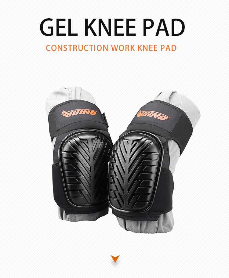 Heavy Duty Knee pads Cushioning Durable Pads For Work Construction