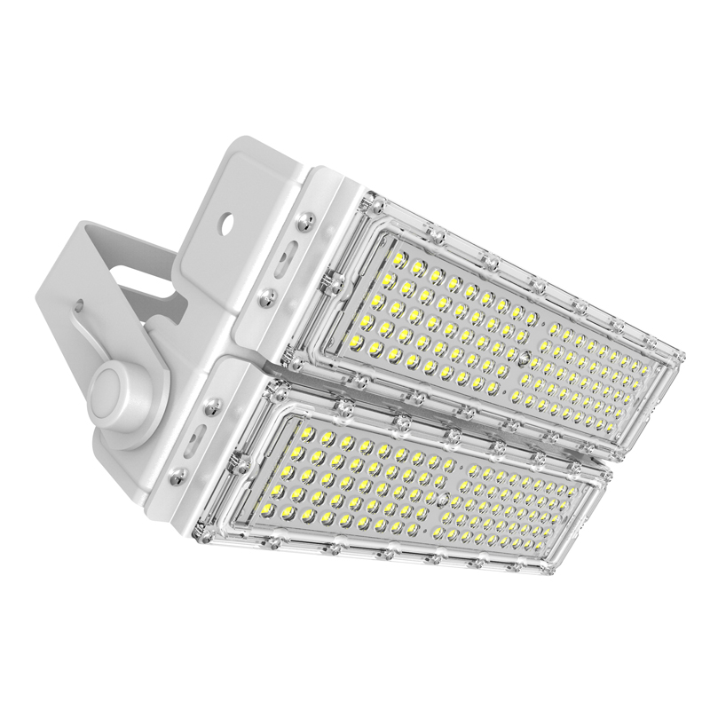 150w 300w wholesale price outdoor aluminum 6000K LED tunnel module flood light for Project