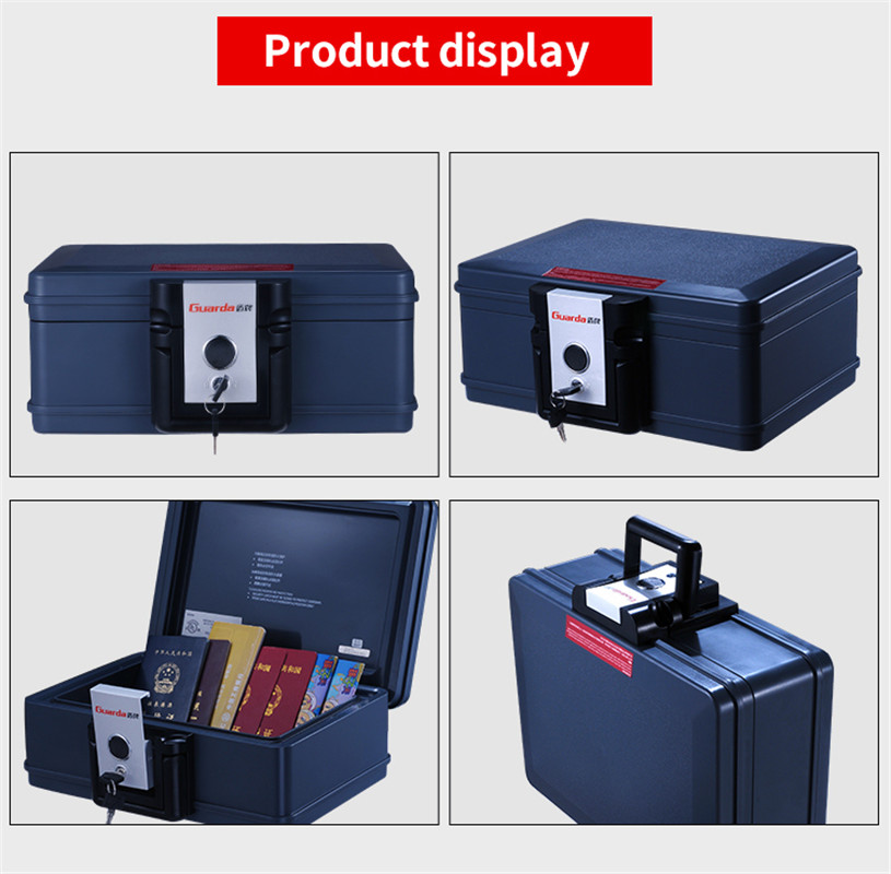 New fireproof safe box safetydesign for business for money-10