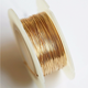 Wholesale US Material 16 to 30 Gauge Gold Draht Filled 14k Wire For Jewellery Making DIY