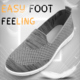 fashion sneakers new arrivals 2019 beautiful flykited casual shoes for women