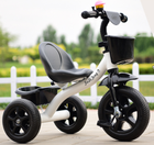 Simple children's tricycle 1-3 year old baby buggy toy car 2-3-5 year old baby light baby bike