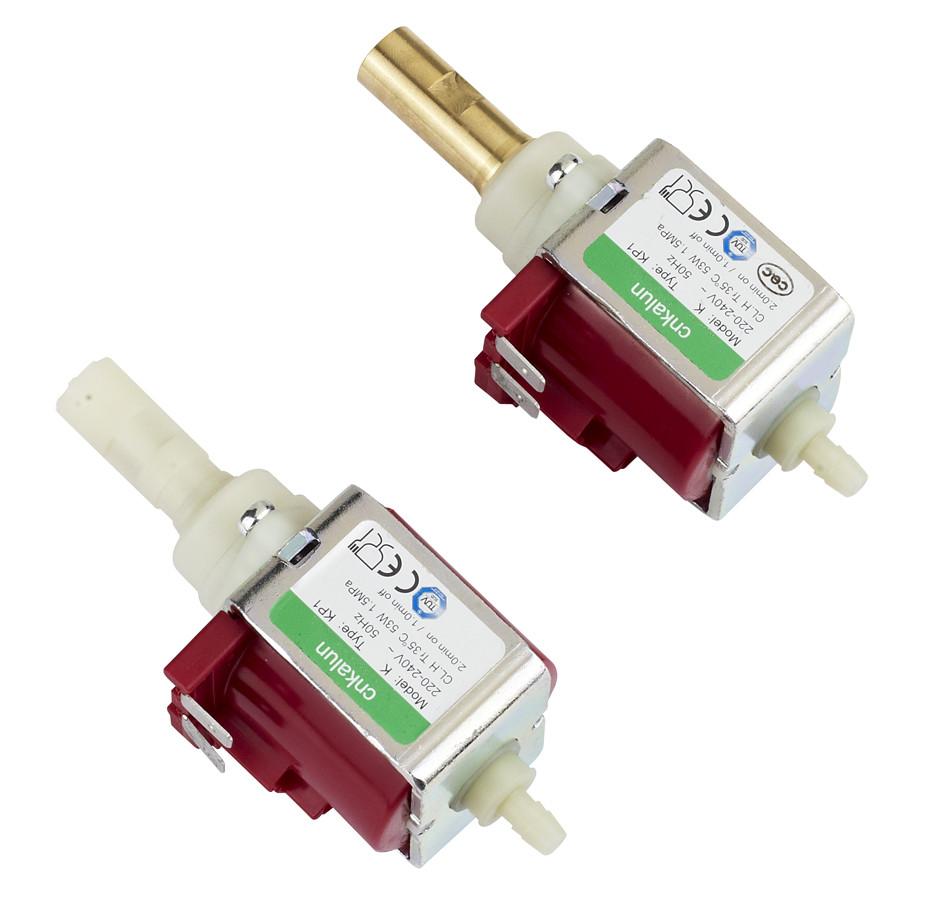 Haute qualité 24V ou AC 220V pour cafetières solénoïde mini pompe à eau magnétique pompe doseuse