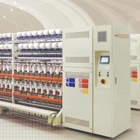 2020GCM Textile machine high quality yarn cover machine for Spandex and Rubber