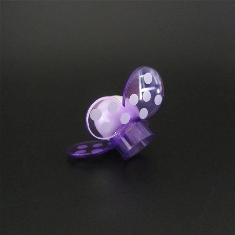 Colourful bee shaped perfume cap for perfume bottle