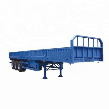 20ft 40ft container trailer cho bán ở Châu Phi
