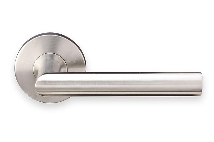 EN1906 Grade 4 door handle lever set SR01SL105